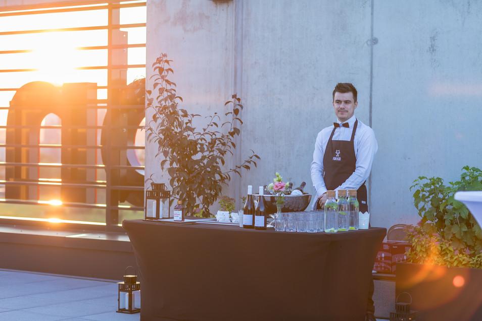 Afterparty na terase | Školení, konference a firemní akce v Praze | enforum
