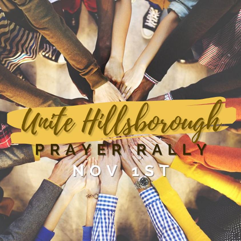 Day 49 | Unite Hillsborough Prayer Rally | Bishop E.W. Jackson