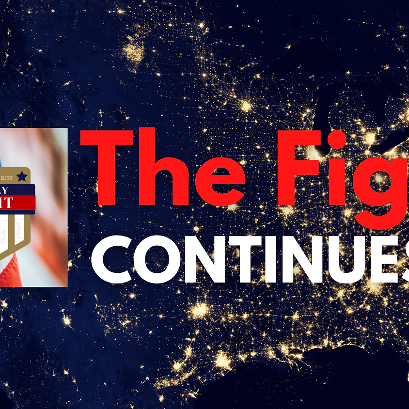 The Fight Continues | Daily Prayer Call