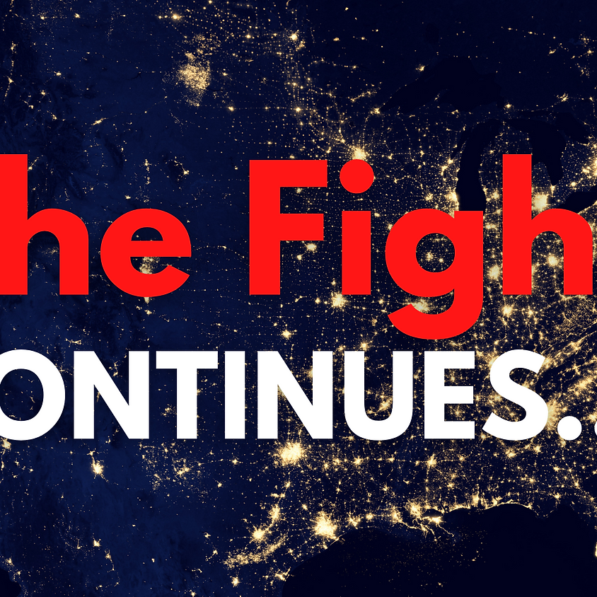 The Fight Continues with Special Guest Dr. Terry Teykl