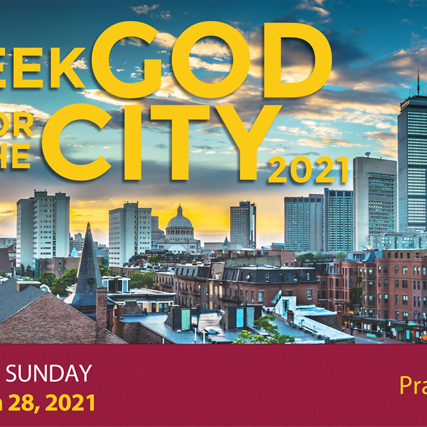 The Fight | Seek God for Your City | For Arts and Entertainment