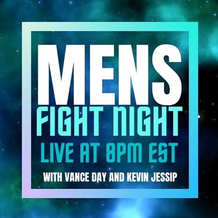Men's Fight Night Series | Judge Vance Day & Kevin Jessip