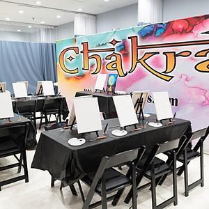 Chakra Sip and Paint