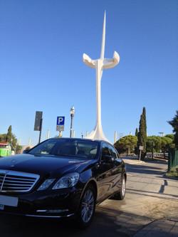 Tours por Barcelona con Mercedes