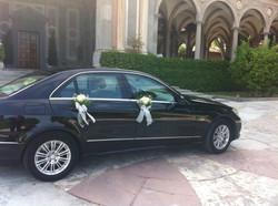 Alquiler coches lujo para bodas