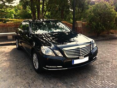 Lloguer de vehicles amb conductor Barcelona | Sermicar & Brunet