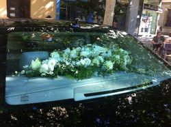 Mercedes con conductor para bodas