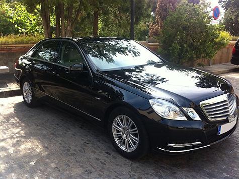 Car hire with driver Barcelona | Sermicar & Brunet