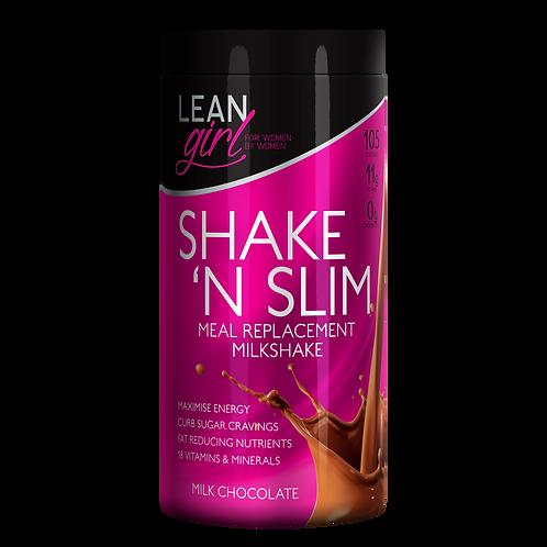 Pro Nutrition Lean Girl Shake 'n Slim 500g