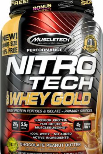 MuscleTech NitroTech 2LB