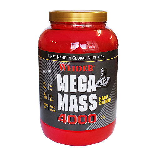 Weider Mega Mass 4000 1.5kg