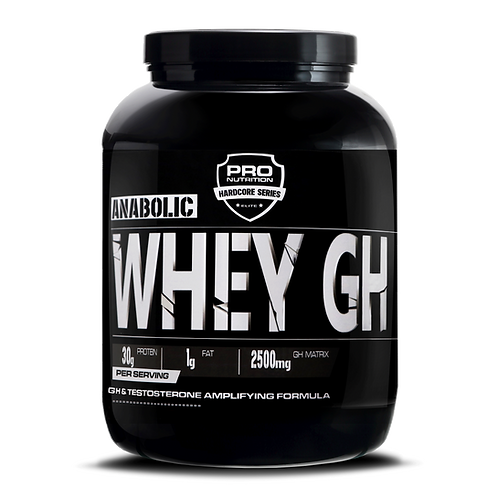 PRO NUTRITION Hardcore Series Anabolic Whey GH 1Kg
