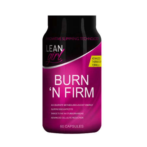 Pro Nutrition Lean Girl Burn 'n Firm 60's