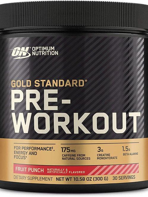 OPTIMUM NUTRITION GOLD STANDARD PRE-WORKOUT [330G]