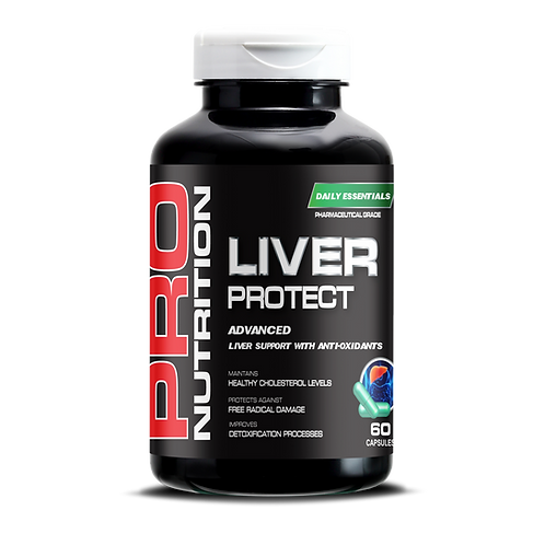 Pro Nutrition Liver Protect 60's
