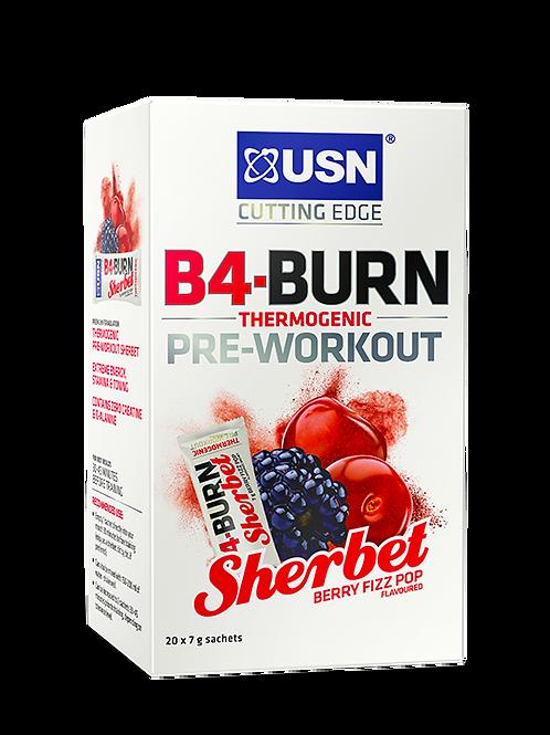 USN B4-BURN SHERBET