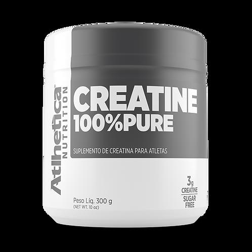 ATLHETICA NUTRITION CREATINA 100% PURE (300G)