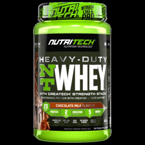 NUTRITECH HEAVY-DUTY NT WHEY 2Lbs (900g)