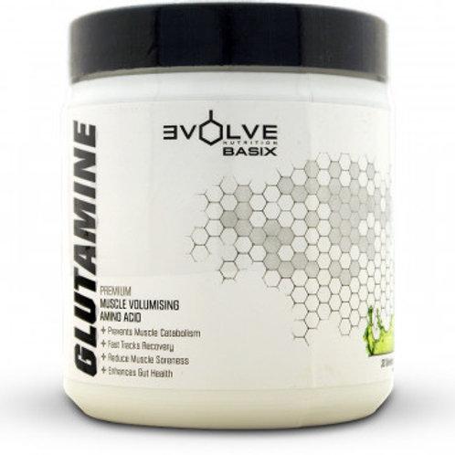 Evolve Nutrition Basix Glutamine 300g