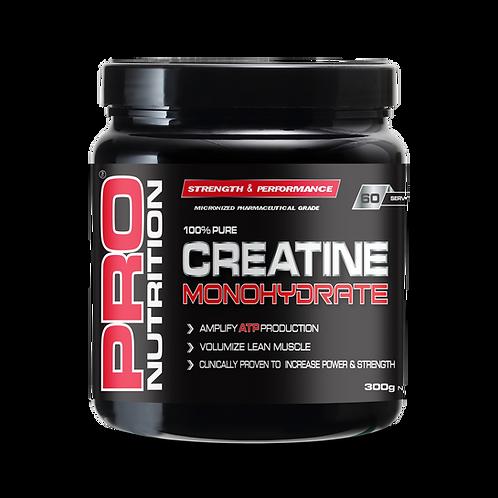 Pro Nutrition Creatine Monohydrate 300g