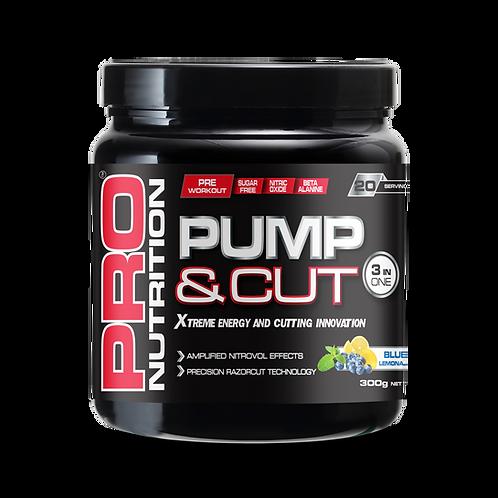 Pro Nutrition Pump & Cut 300g