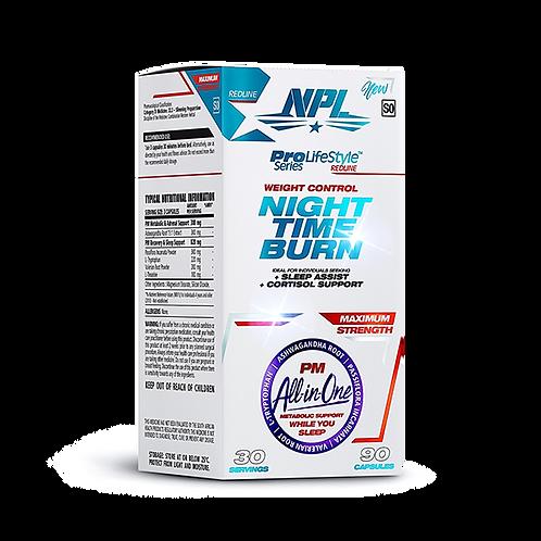 NPL NIGHT TIME BURN 90'S
