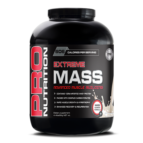 Pro Nutrition Extreme Mass 2Kg