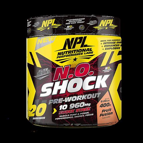 NPL N.O. SHOCK 400G