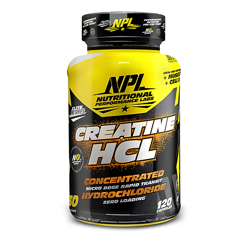 NPL Creatine  HCL 120caps