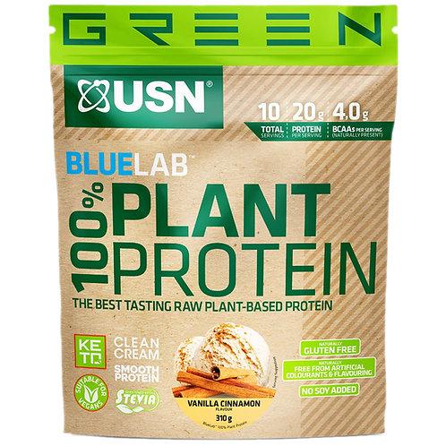 USN BLUELAB 100% PLANT PROTEIN 310g