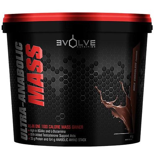 Evolve Nutrition Ultra-Anabolic Mass 4kg