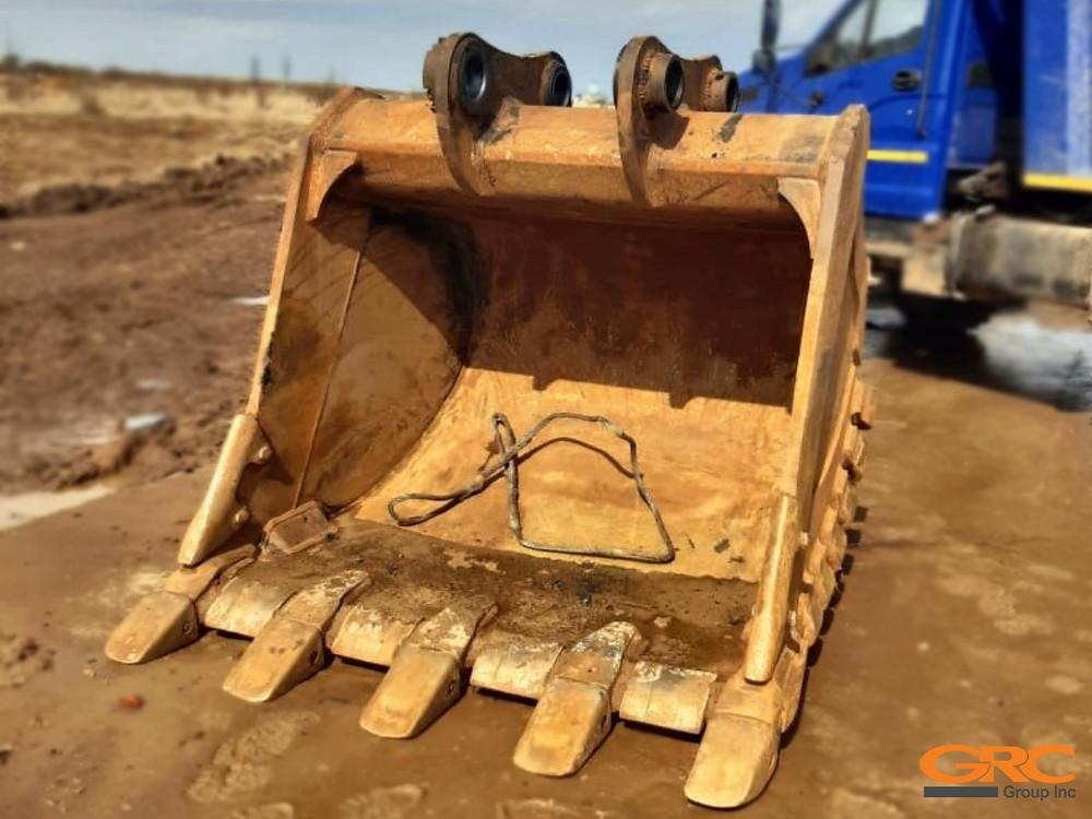 Фотография карьерного ковша до ремонта