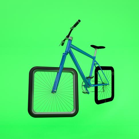 The Bumpy Bike