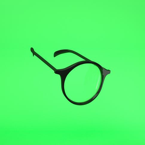 The Single Lens Glasses