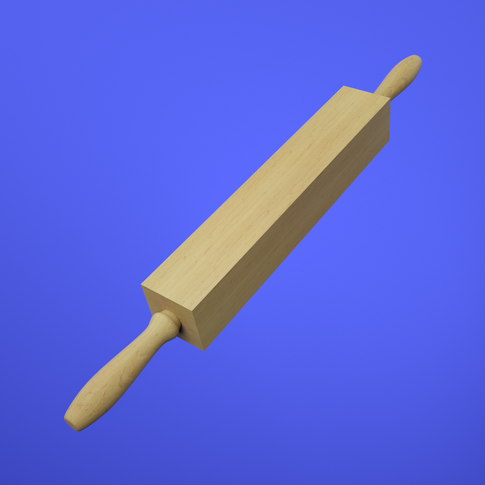 The Square Rolling Pin