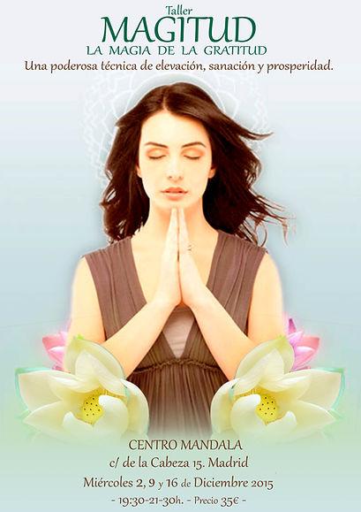 Manuel de Mena Gratitud Mindfulness Madrid