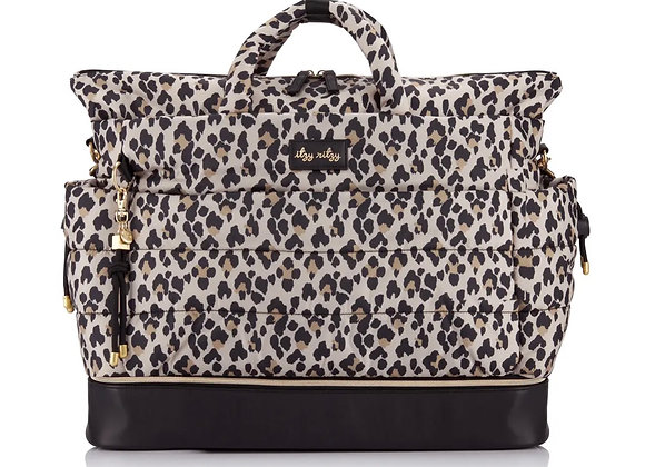 Dream Weekender™ Leopard Diaper Bag
