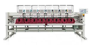 3 מכונת רקמה ממוחשבת