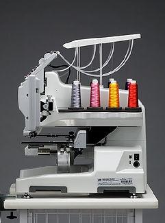 מכונת רקמה - צד