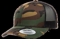 כובע רשת - צבעי הסוואה