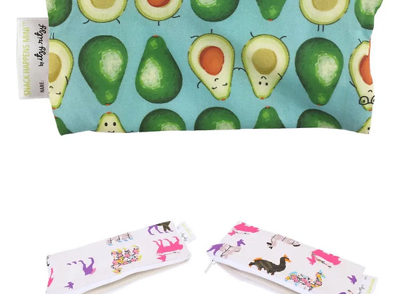 Itzy Ritzy Mini Reusable Snack & Everything Bags