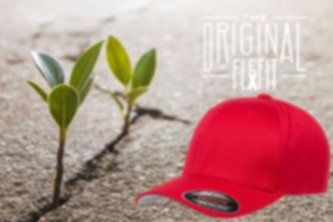 כובע פלקספיט ללא סוגר