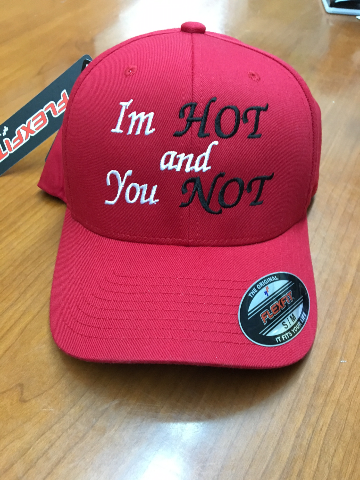 פלקספיט ישראל - מיתוג כובעים
