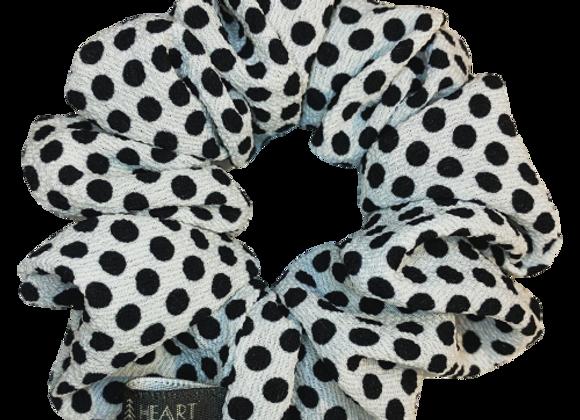 Heart Cooper Scrunchies