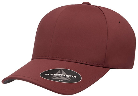 כובע דלתא בצבע בורדו