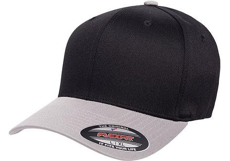 כובע בייסבול שחור / אפור