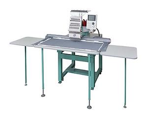 מכונת רקמה ראש אחד - שולחן נפתח