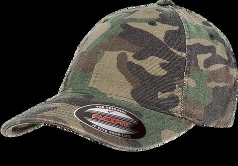 (כובע פלקספיט - כובע צבאי (צבעי הסוואה