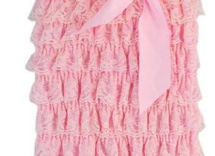 Light Pink Romper