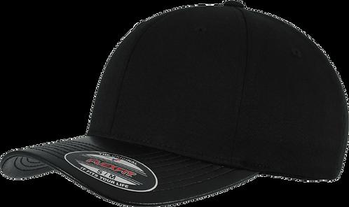 כובע בייסבול - קסקט דמוי עור